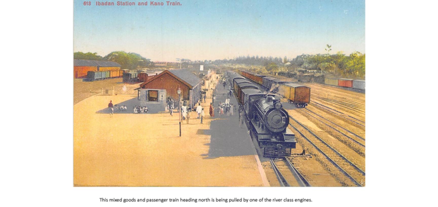 nigerian railways by oliver owen