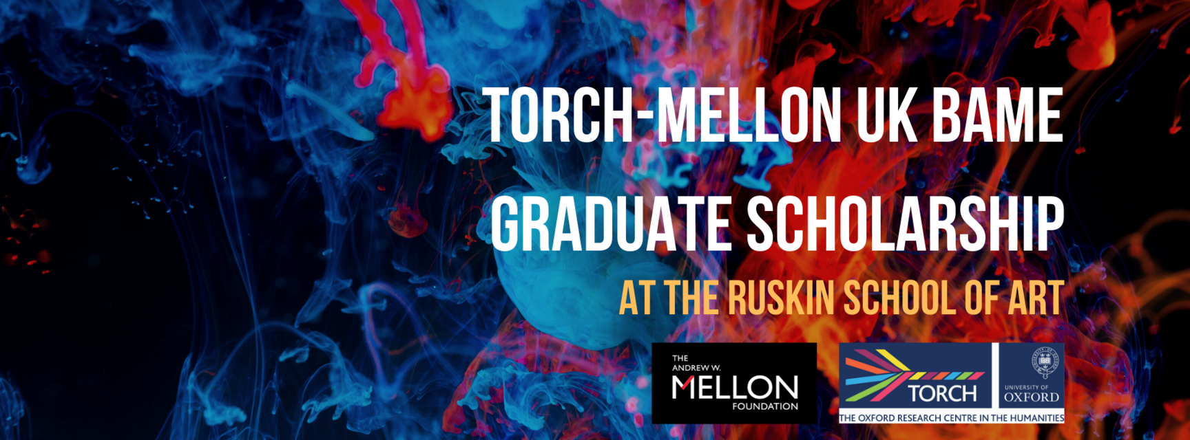 banner torch mellon uk bame graduate scholarship