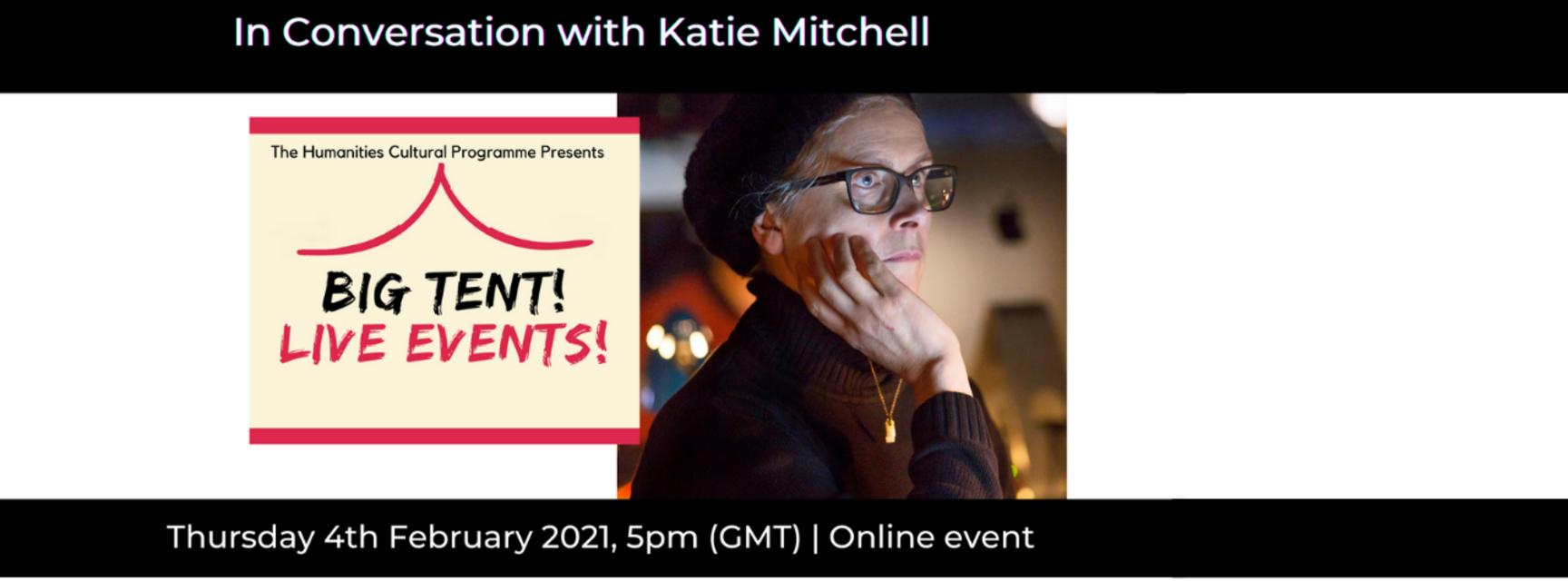 katie mitchell in conversation web carousel