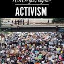 TORCH Goes Digital: Activism