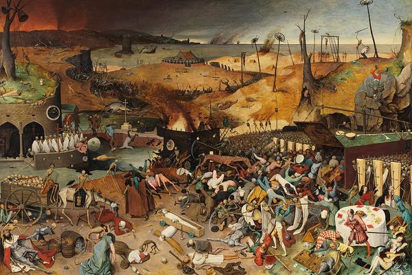 The Triumph of Death by Pieter Bruegel the Elder