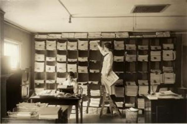 national womans party suffragist publishing office