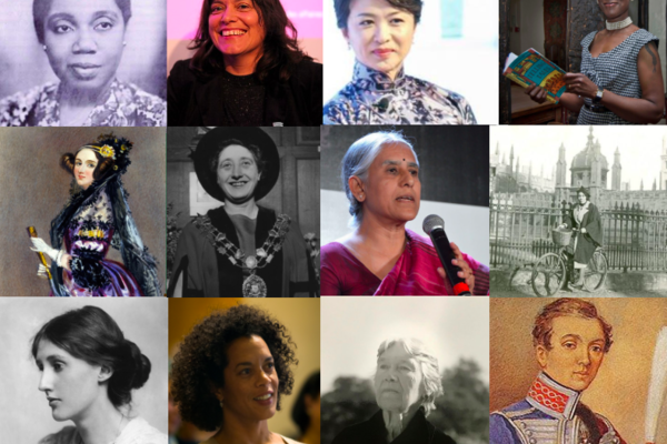 Mosaic of Notable Women