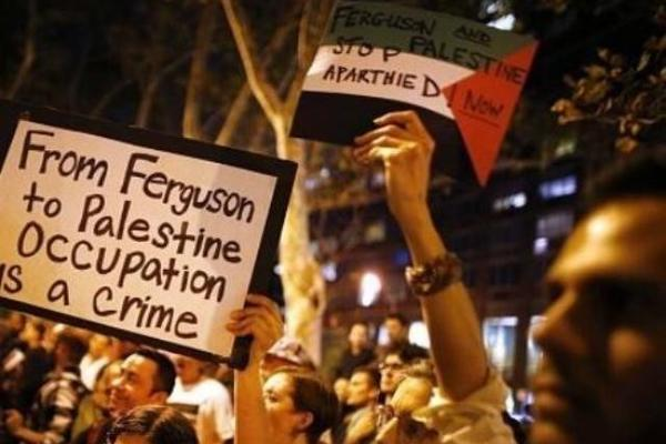 black palestinian solidarity