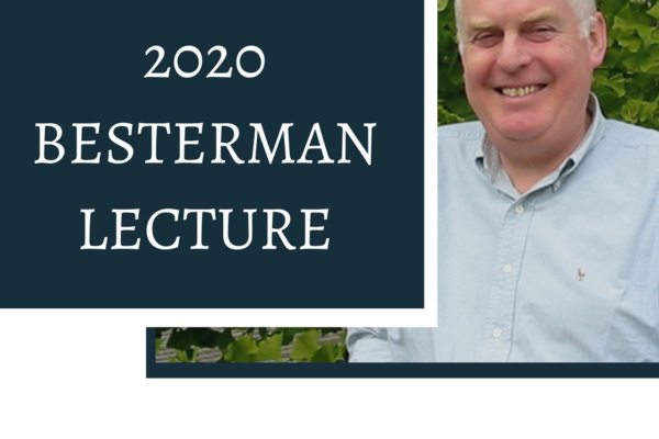 Besterman Lecture