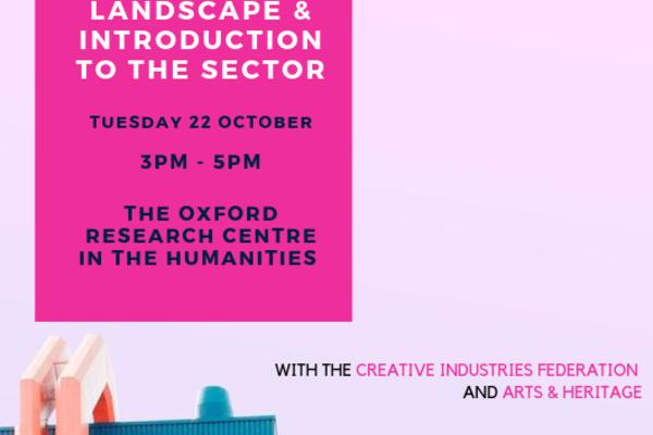 creative industries pathway 22 october