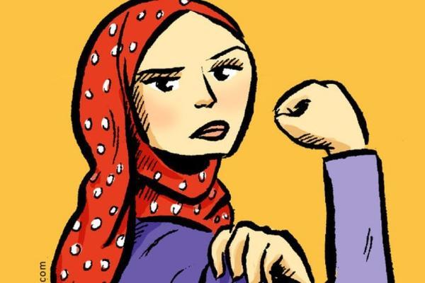 Feminism and Islamophobia image