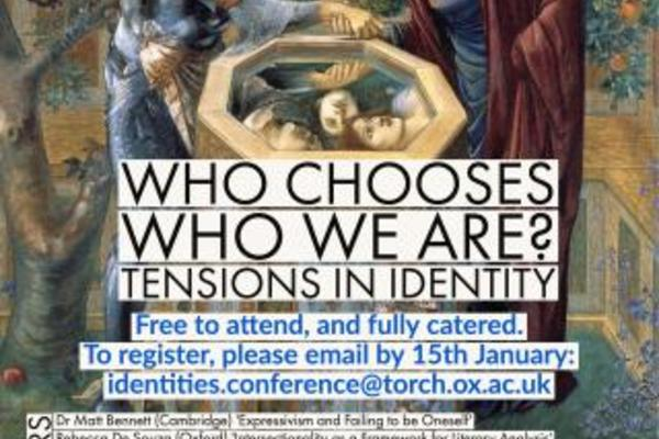 identities registration poster