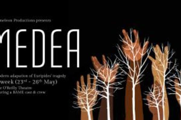 medea a modern adaptation flyer