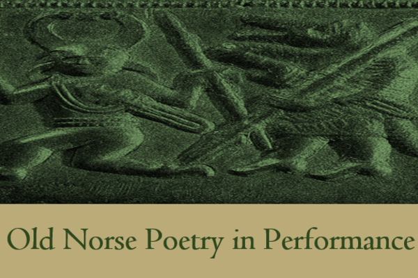 Old Norse Poetry in Performance