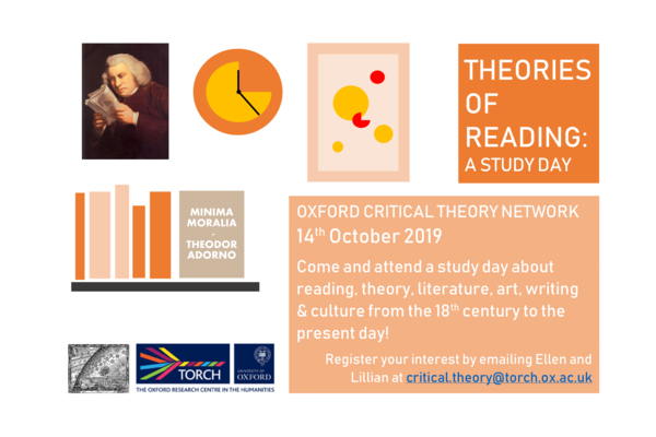 theories of reading poster 14th october 1