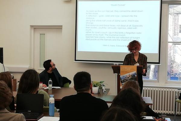 colli presenting