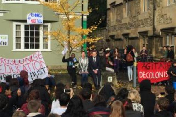 Community and university activism in Oxford