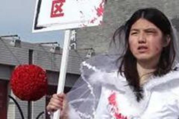 Li Maizi of China's Feminist Five