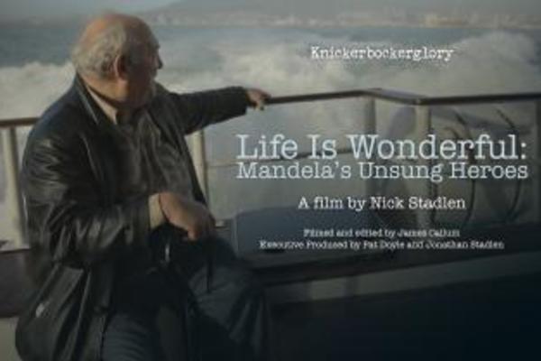 life is wonderful  mandela