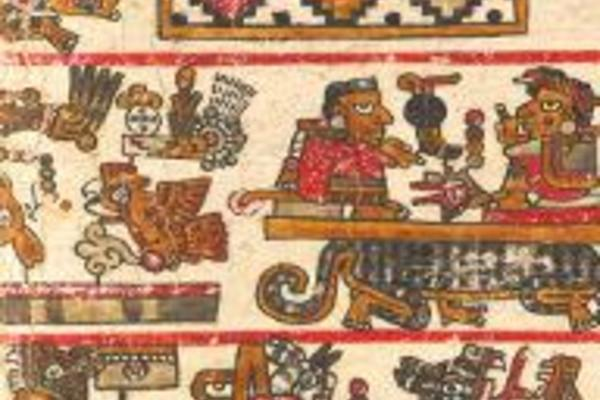 mesoamerican codex selden 192x273