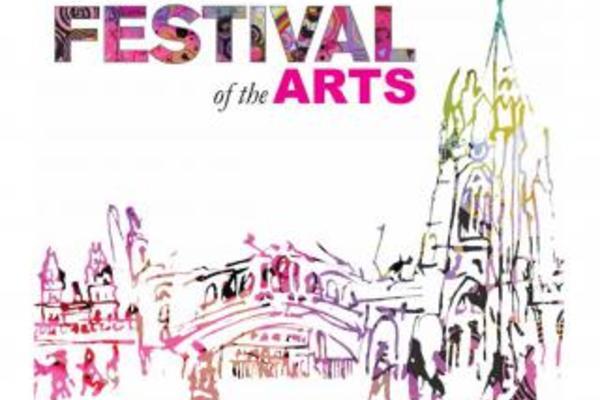 oxford arts fest logo