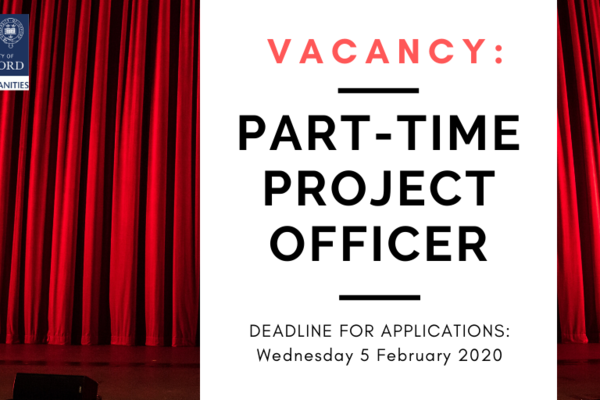 part time project officer