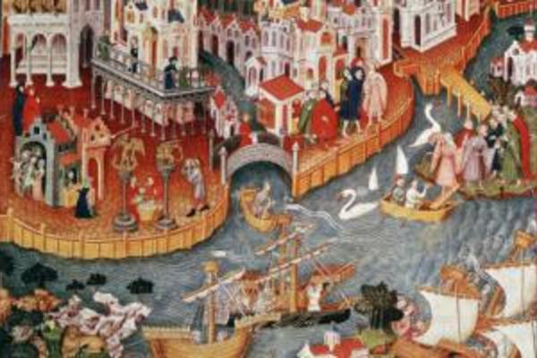 silk roads venetian illumination large