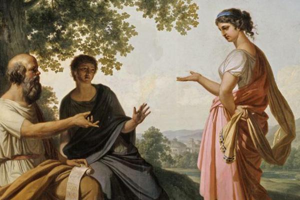 women intellectuals in antiquity  image