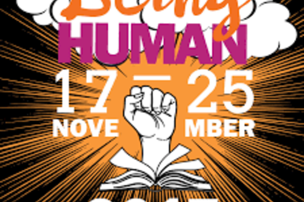 being human 2017 poster