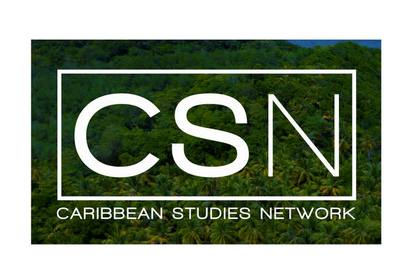 CNS logo with background of palm tree froest