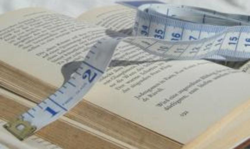 book tape measure emily troscianko