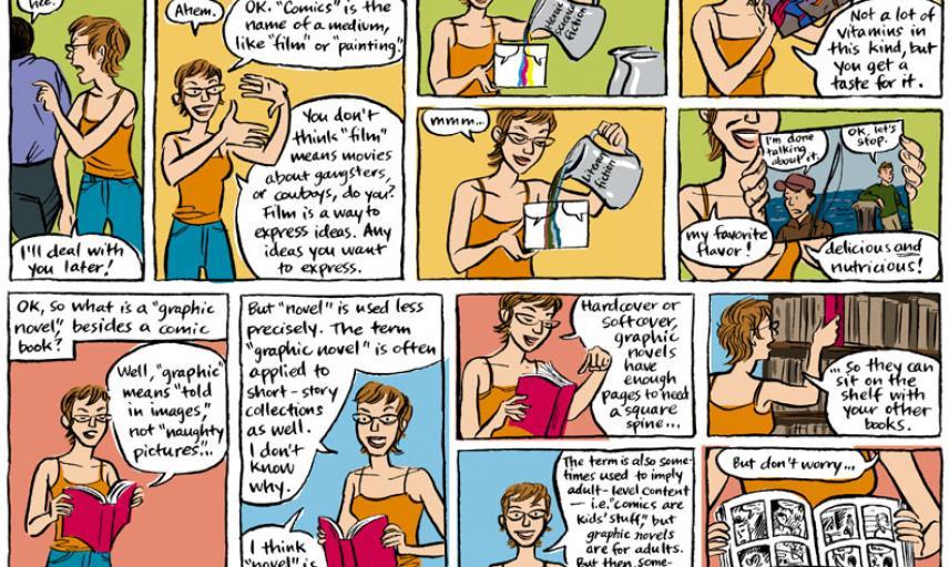 comics network image