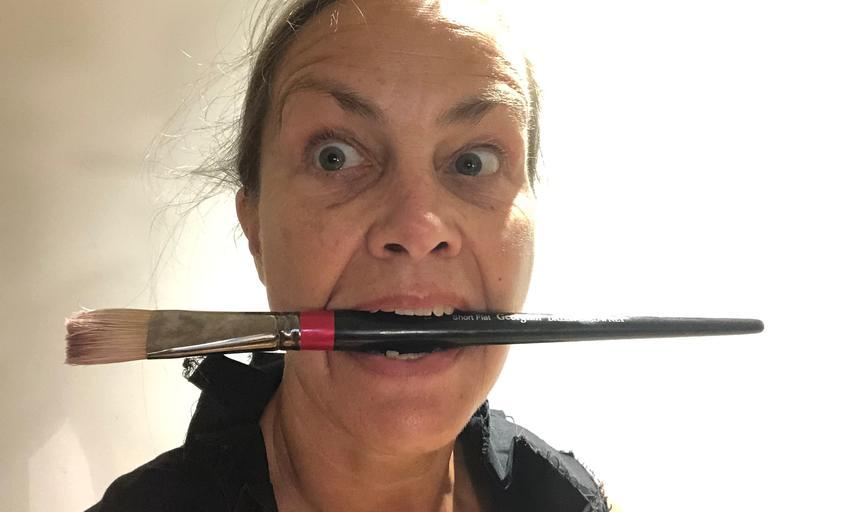 meaningful paintbrush