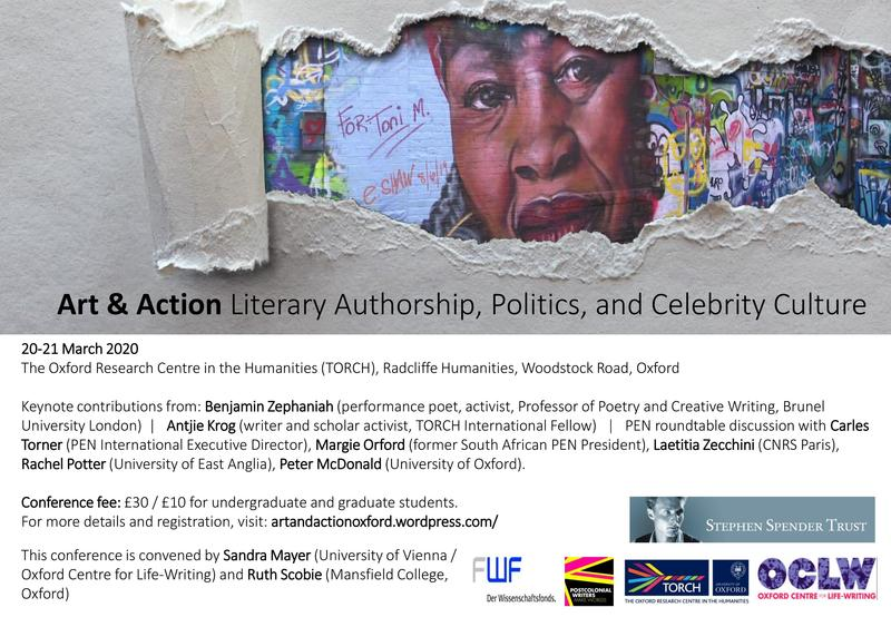 Art and Action Conference Poster
