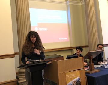 Francesca Zaccone, University of Rome La Sapienza
