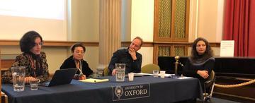 Migration, Refugeehood, Citizenship Panel