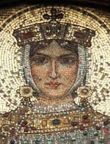 St Helena mosaic