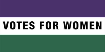 suffragette votes for women