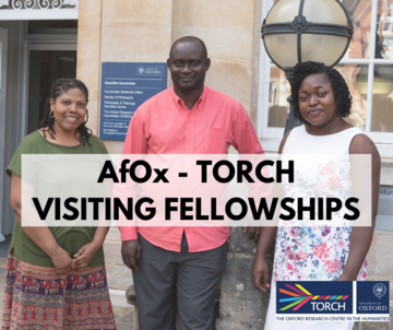 AfOx Visiting Fellowships