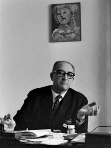 Jorge de Sena by Eduardo Gageiro, 1970