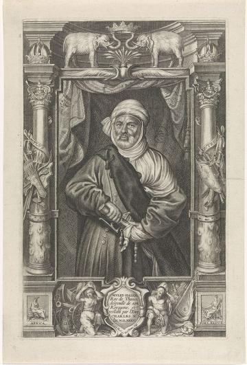 paulus pontius and nicolaas van der horts