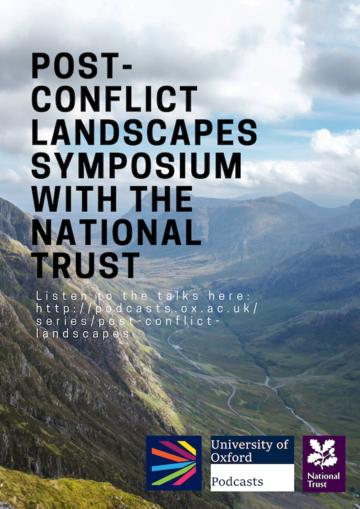 poster  post conflict landscapes