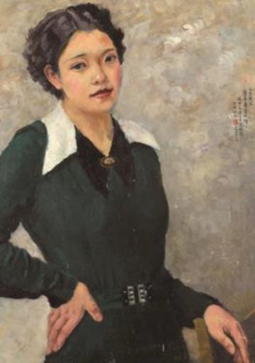 prominent chinese women painters in mid 20th century britain