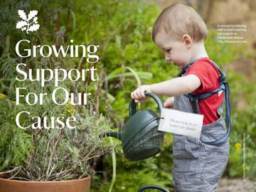 supporting our causes image