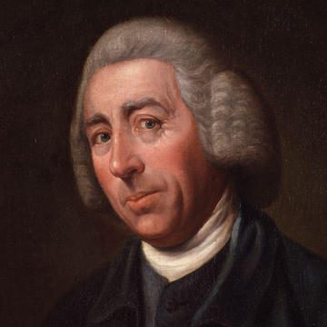 Portrait of Capability Brown