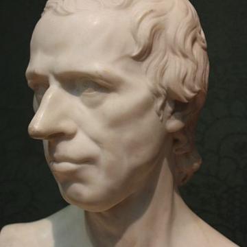 laurence sterne by joseph nollekens 1766 national portrait gallery london
