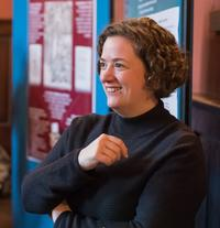Photo of speaker Dr Alex Lloyd, profile image in colour