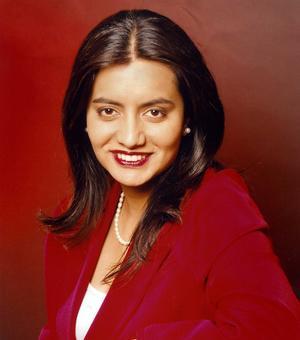 Jasleen Kandhari Red Suit