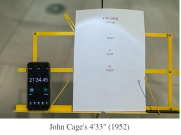 John Cages 433 1952
